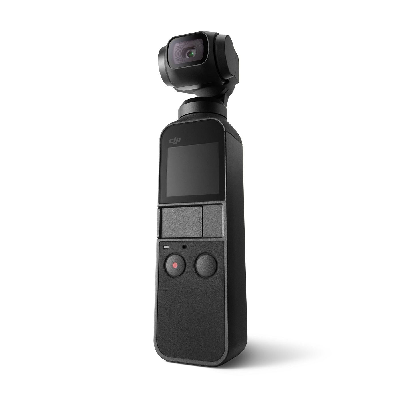 Camera video sport DJI Osmo Pocket, stabilizare gimbal, negru - photo 2